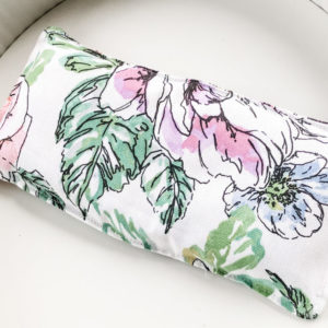Lavender Aromatherapy Eye Pillow – Sleepy Succulent