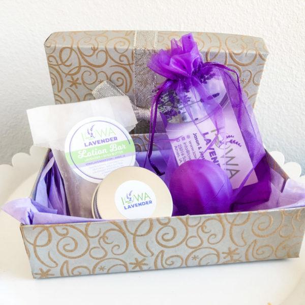 Gift Set: Smooth Lips & Hands Set