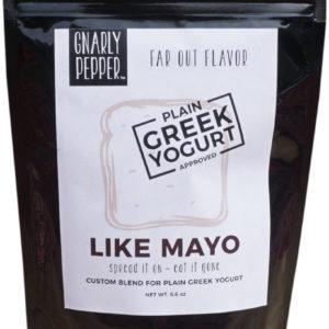 Gnarly Pepper Like Mayo, cedar rapids, iowa, shop iowa, sioux city, spice, dip, blend, mix, plain greek yogurt, mayo, healthy, alternative, substitute