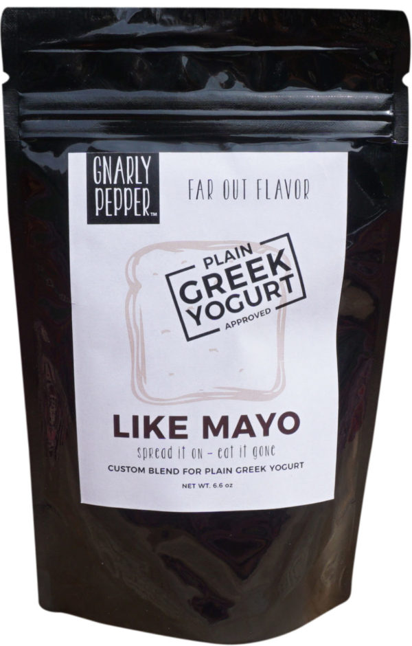 Gnarly Pepper Like Mayo