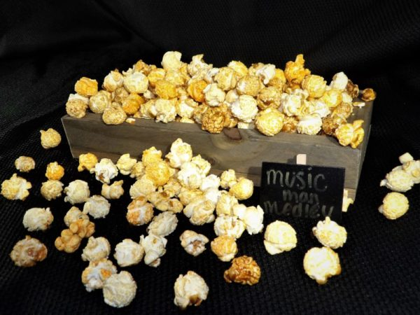 22 Flavors – Hand Popped Kettle Corn