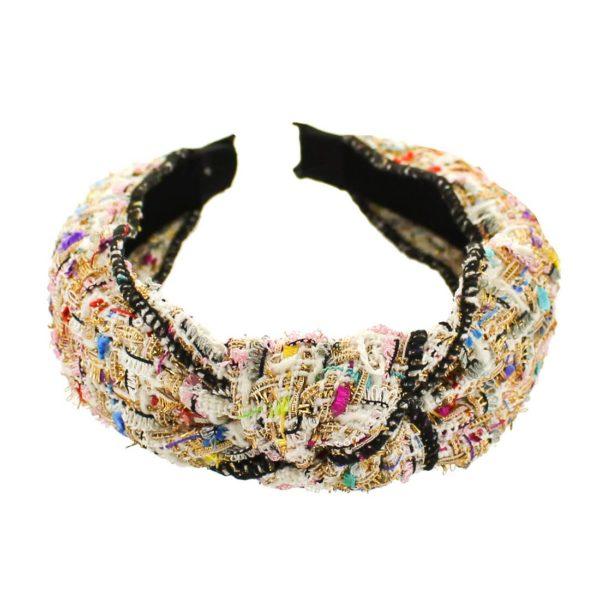 Multi Color Knot Headband