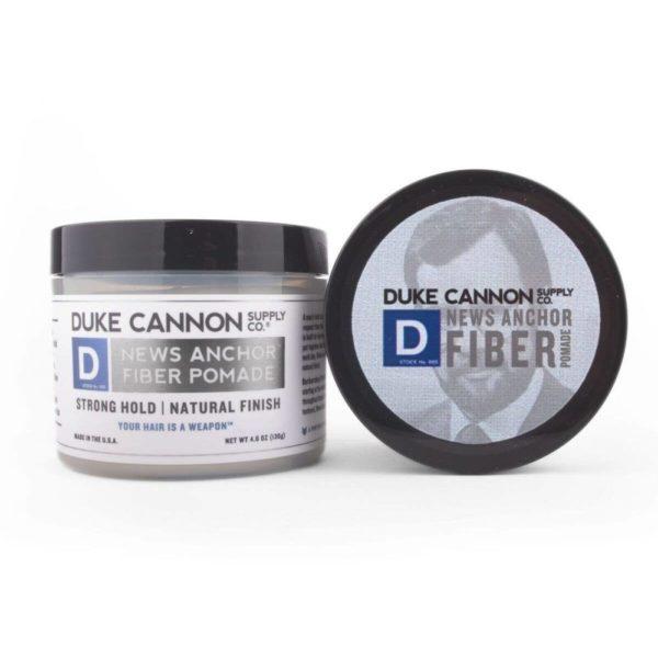 Duke Cannon News Anchor Fiber Pomade