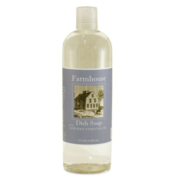 Sweet Grass Farms Natural Dish Soap