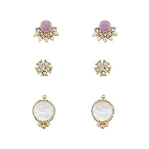 Dainty Post Earrings