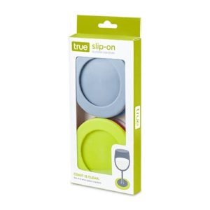 Slip On Silicone Coaster Charms