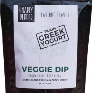 gnarly pepper, veggie dip, spice,mix, blend, sioux city, cedar rapids, shop iowa, vegan, greek yogurt, plain