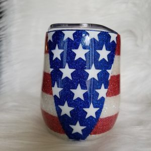 photo of Wine tumbler, Wonderfully Made Gifts, Shop Iowa