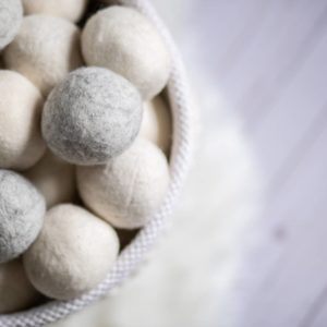 Cruelty Free Wool Dryer Balls
