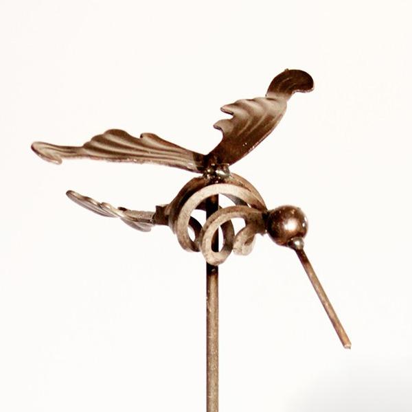 Hummingbird Stake Metal Creation
