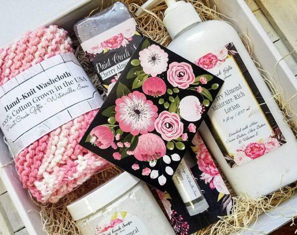 Bath and Body Gift Box