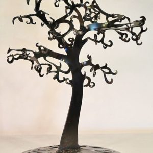 Jewelry Tree Metal Creation