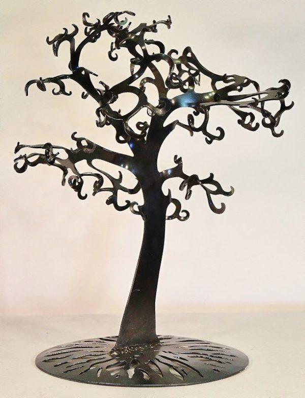 Jewelry Tree Metal Creation
