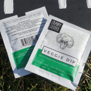 Veggie Dip Tear Packets