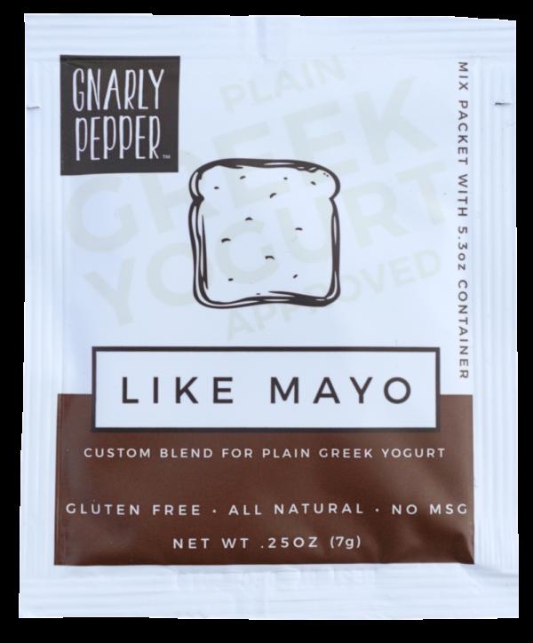 Like Mayo Tear Packets