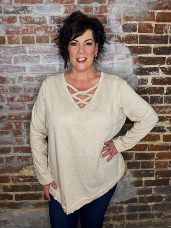 Country Roads Top – CURVY