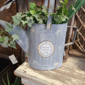 French Inspired Watering Can