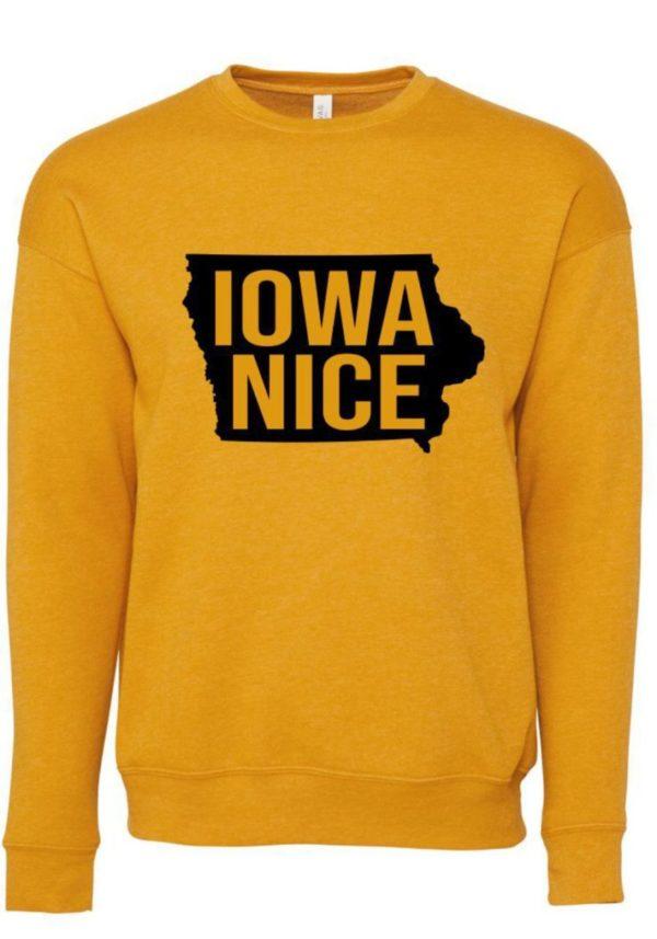 Iowa Nice Crewneck