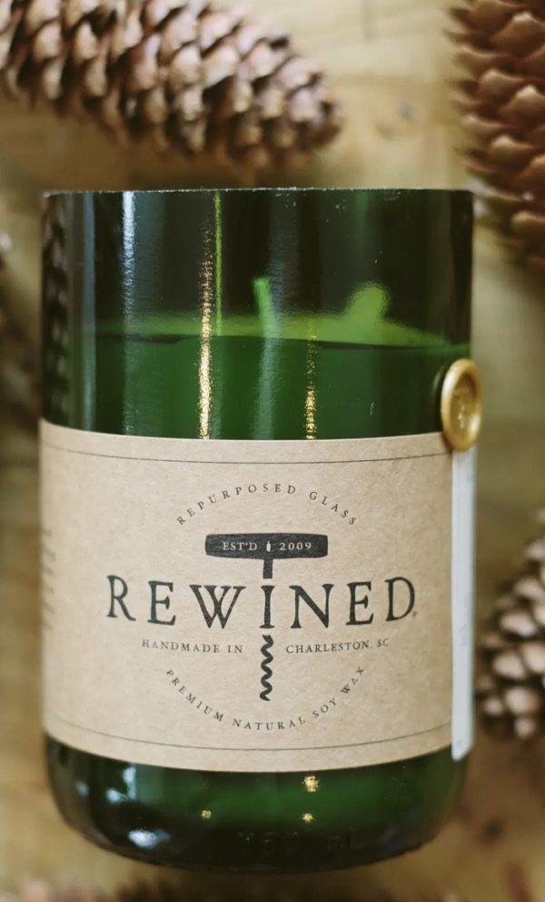Rewind candle