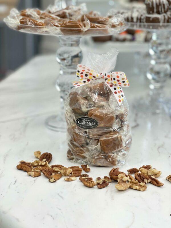 Nutty Caramel – Buttery Soft Goodness
