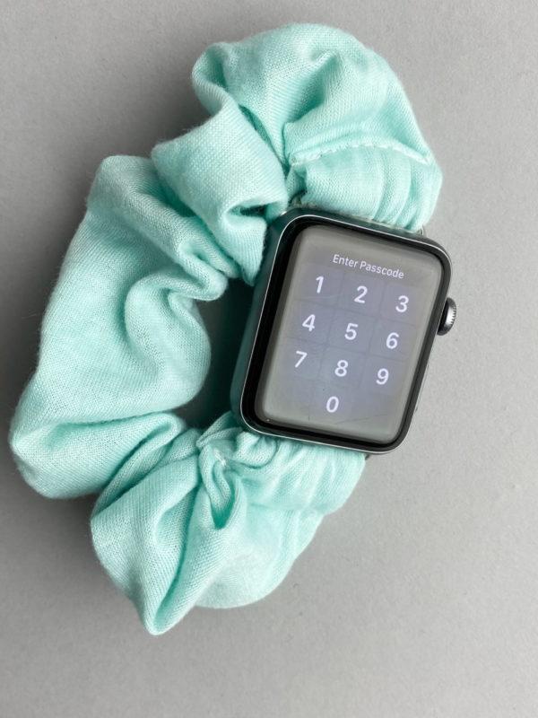 Scrunchband for Apple Watch
