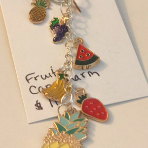 Various Car Charm, Rearview Mirror Charm – You Choose