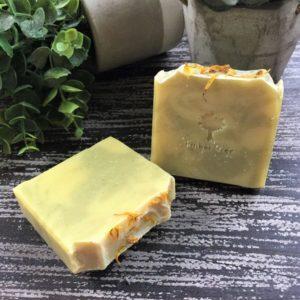 Citrus Mint (all natural ELEMENTS soap)