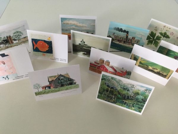 Greeting Cards – Custom Sets of 4
