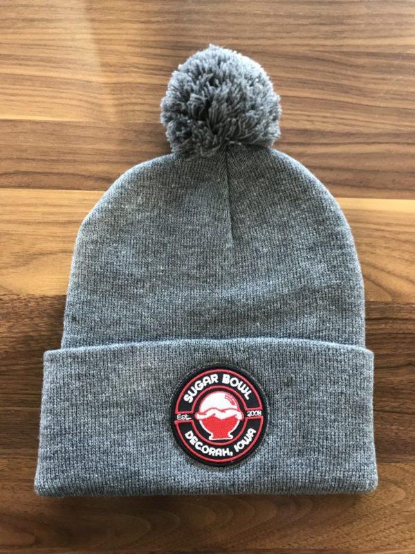 Sugar Bowl Stocking Hat