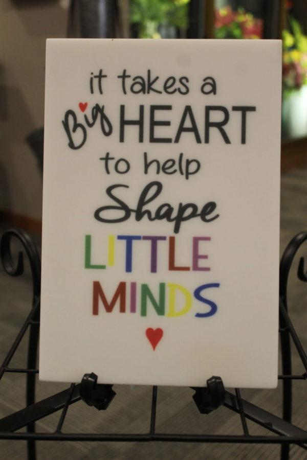 It Takes A Big Heart 6.5 x 9.5 Tile