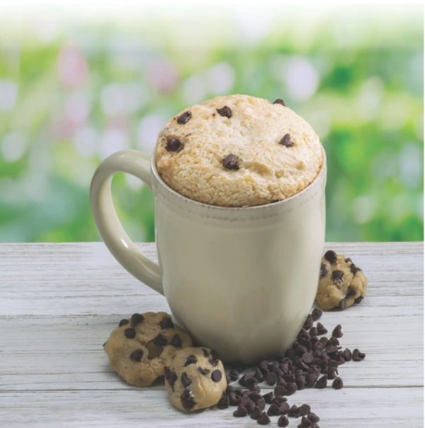 Cake Single Chocolate Chip Cookie Dough 3-Pack