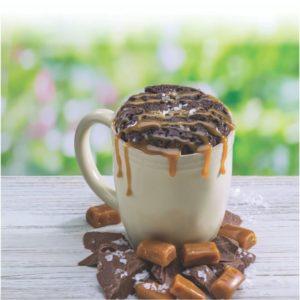 Brownie Single Salted Caramel 3-Pack