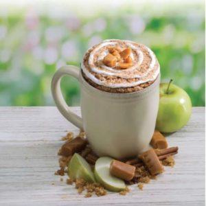 Muffin Single Caramel Apple Cinnamon 3-Pack