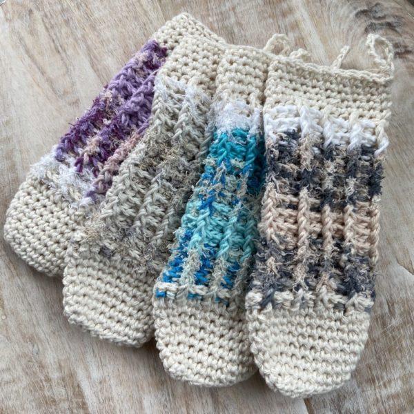 Handmade Scrub Glove
