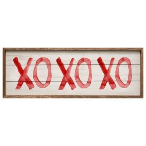 photo of XOXO - Kendrick Home Wood Sign on Shop Iowa