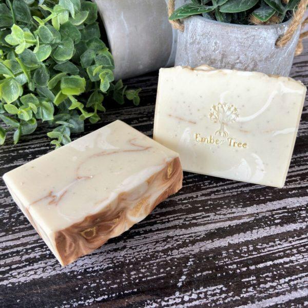 Vanilla Bean SILK soap
