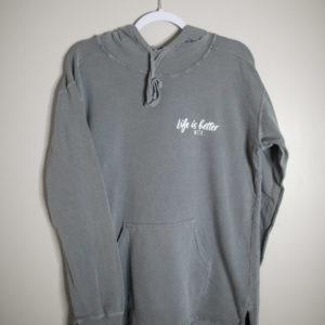 """""""Life is Better With … Sugar Bowl"""" Hoodie Sweatshirt"""