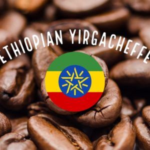 Ethiopian – Specialty Medium Roast