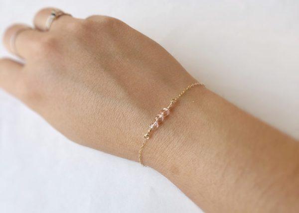 Birthstone Crystal Bracelet