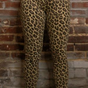 Teaser Leopard Denim-CURVY