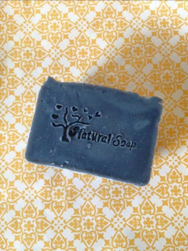 Heavy Duty Clean Charcoal Soap Bar (Amber's Fav!)