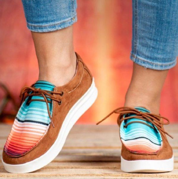 Serape Bruh Sneaker