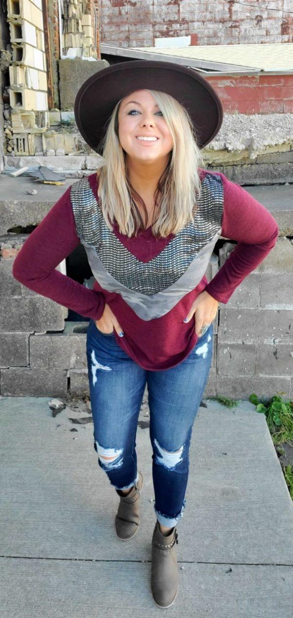 Catalina Wine Mixer Sweater