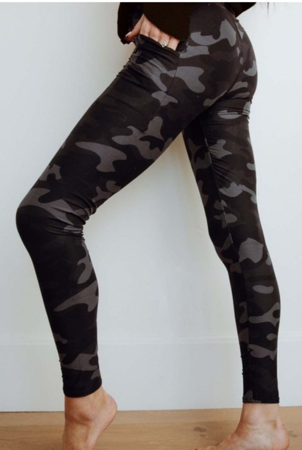 Your Favorite Leggings – Camo