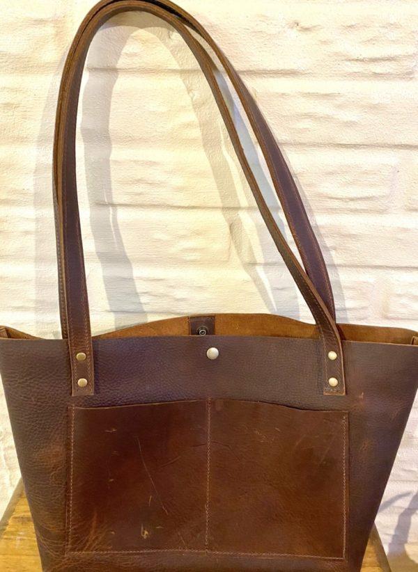 Kodiak Leather Purse