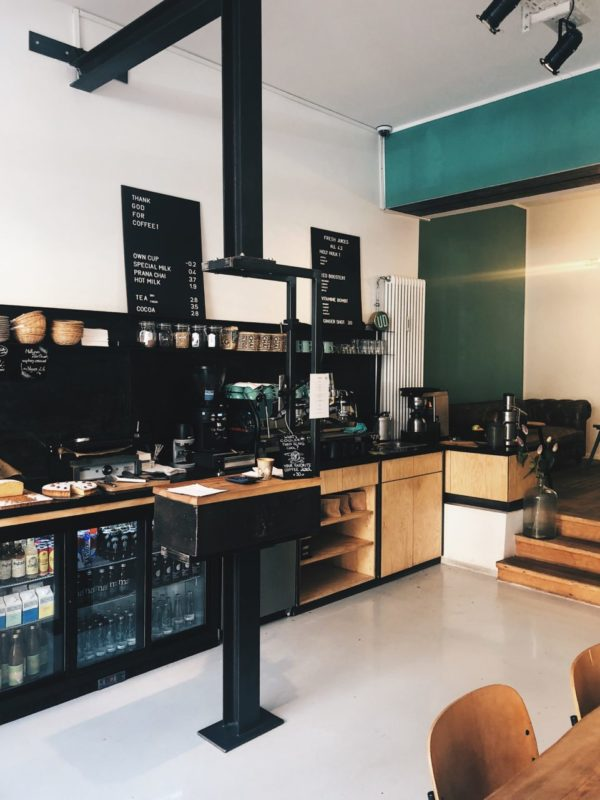 African Espresso – Fair Trade Organic
