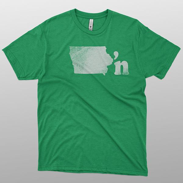 IOWA'N T-Shirt