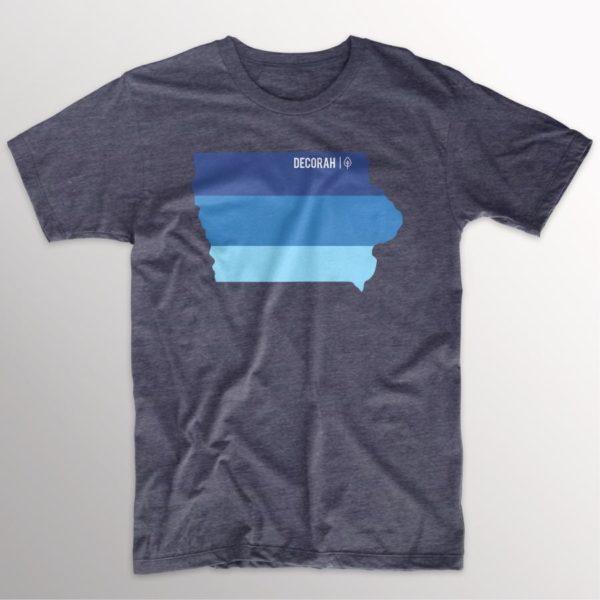 Decorah Iowa T-Shirt – 3 Color