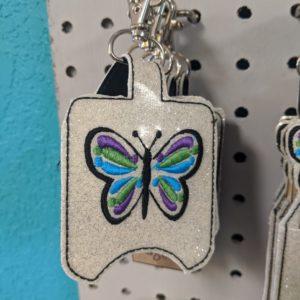 Butterfly Hand Sanitizer Holder