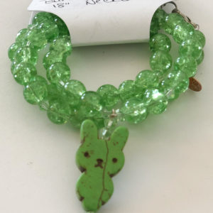 "18"" Bunny of Envy Necklace"